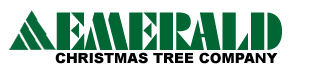 Emerald Christmas Tree Company Logo